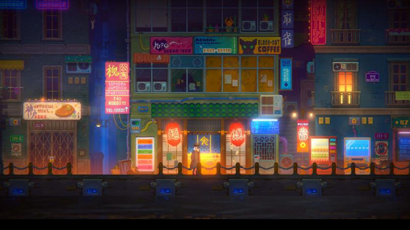 Screenshot 5 - Tales of the Neon Sea