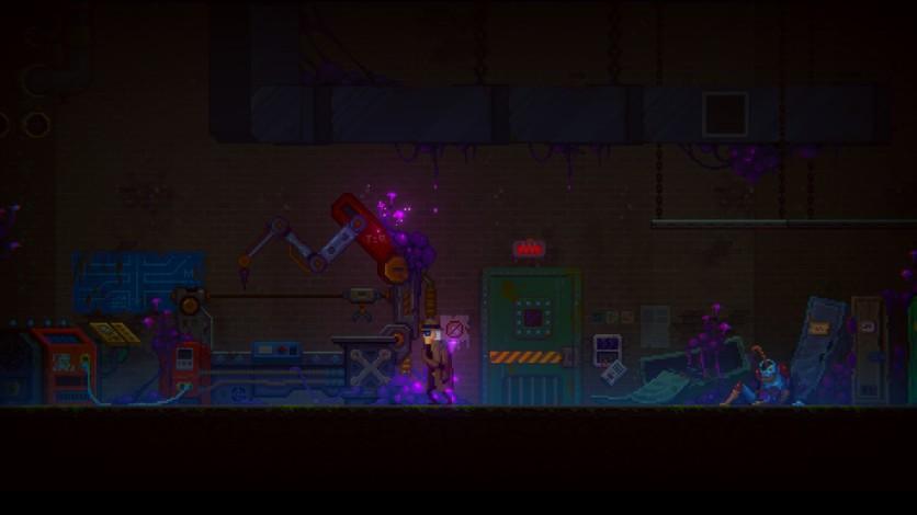 Screenshot 3 - Tales of the Neon Sea
