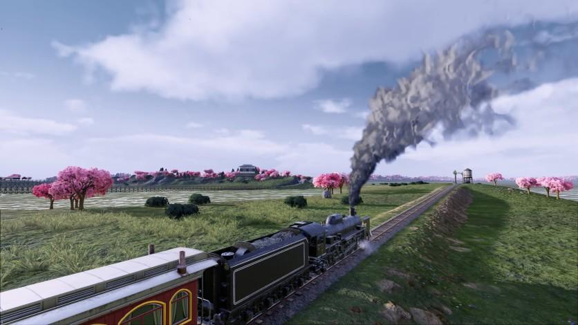 Screenshot 5 - Railway Empire - Japan