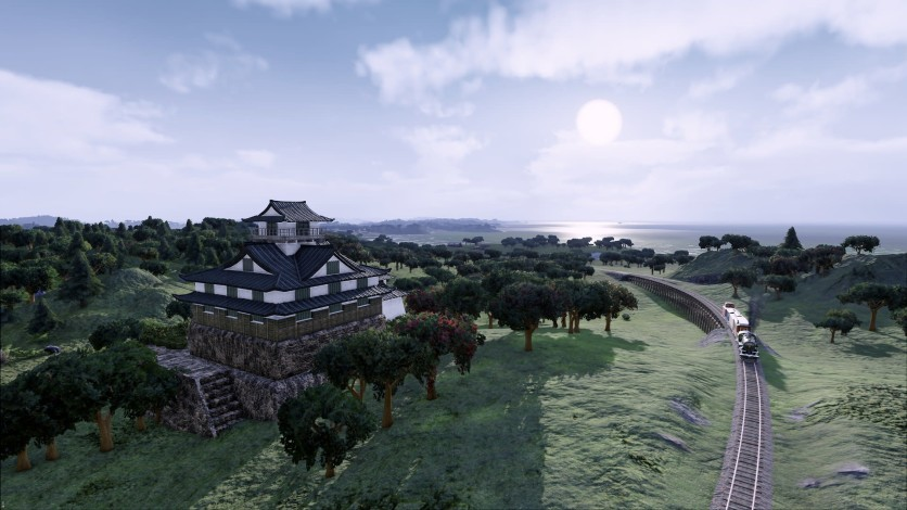 Screenshot 3 - Railway Empire - Japan