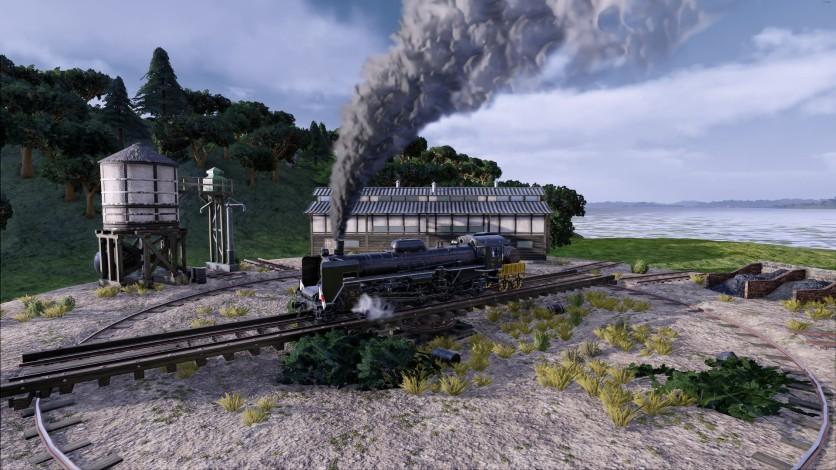 Screenshot 12 - Railway Empire - Japan