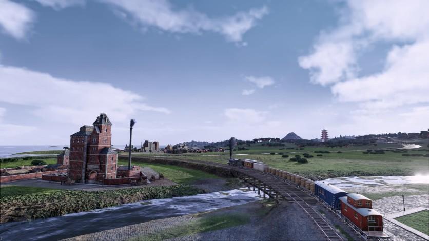 Screenshot 8 - Railway Empire - Japan