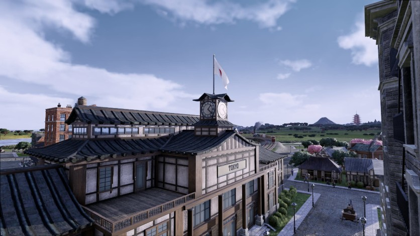 Screenshot 2 - Railway Empire - Japan