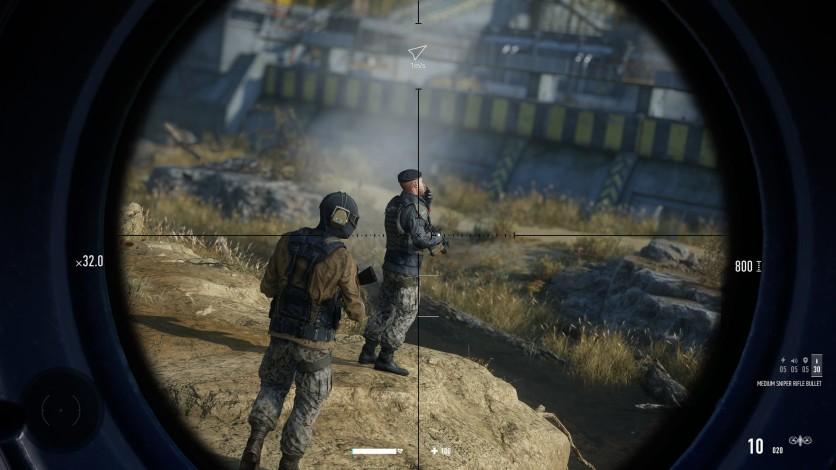 Screenshot 3 - Sniper Ghost Warrior Contracts 2