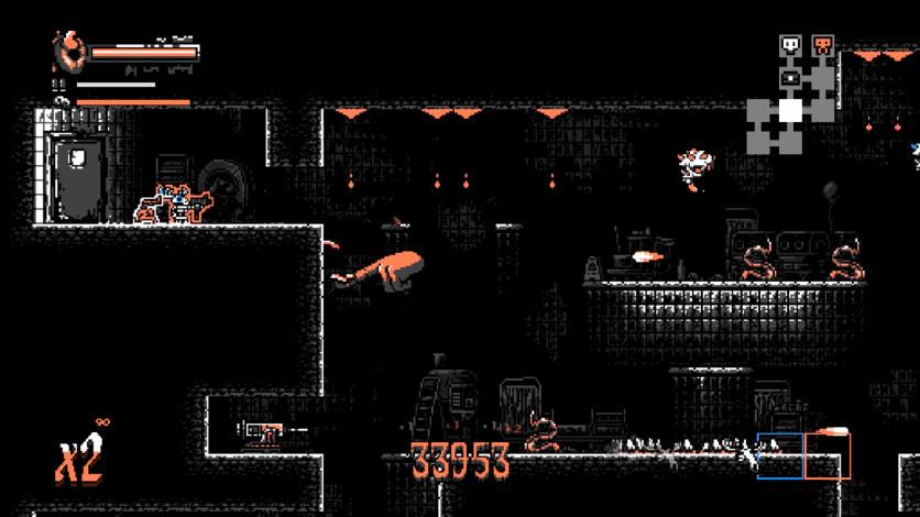Screenshot 9 - Nongunz: Doppelganger Edition