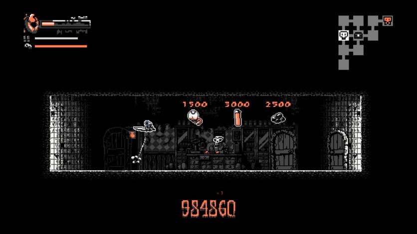 Screenshot 13 - Nongunz: Doppelganger Edition