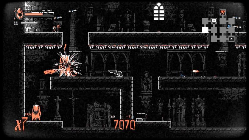 Screenshot 15 - Nongunz: Doppelganger Edition