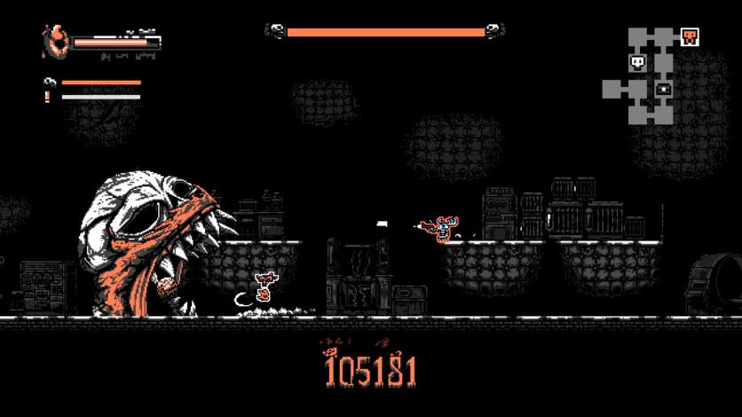 Screenshot 12 - Nongunz: Doppelganger Edition