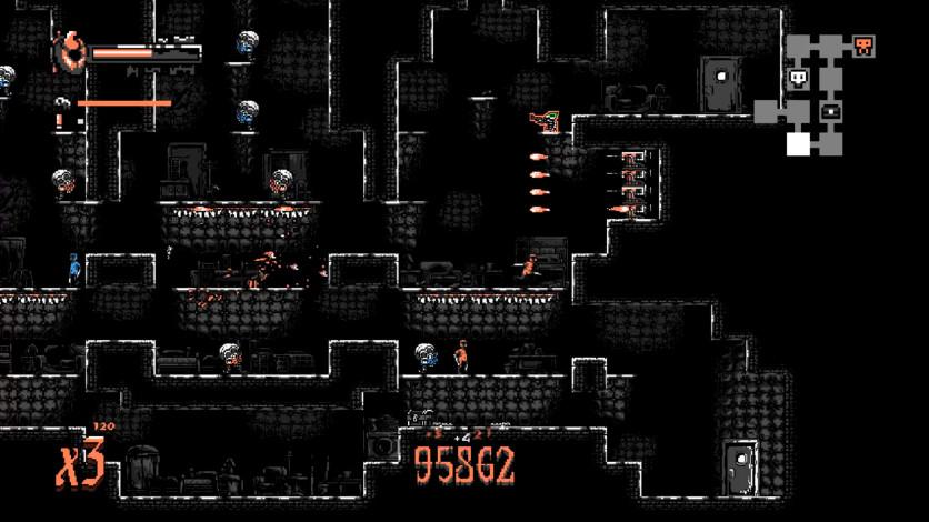 Screenshot 4 - Nongunz: Doppelganger Edition