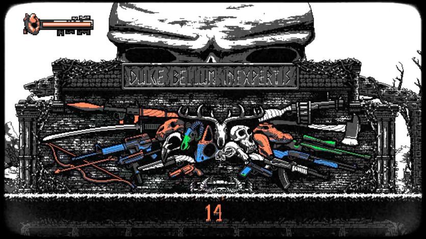 Screenshot 11 - Nongunz: Doppelganger Edition