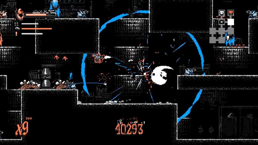 Screenshot 2 - Nongunz: Doppelganger Edition