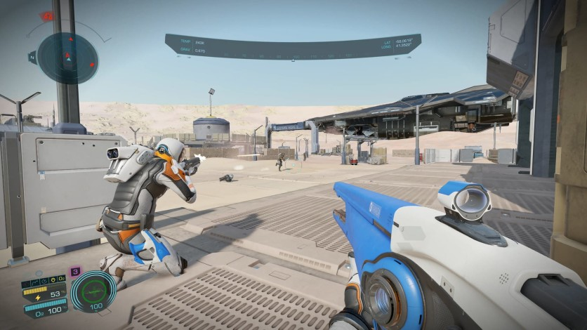 Screenshot 3 - Elite Dangerous: Odyssey