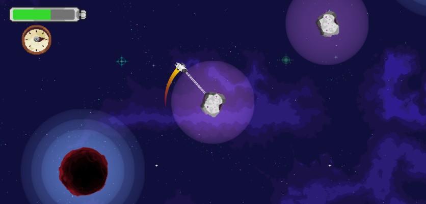 Screenshot 6 - Apollo in Outer Space