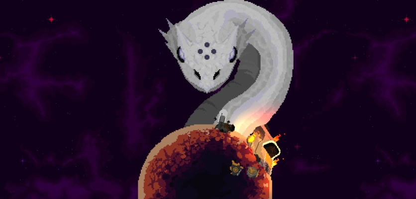 Screenshot 5 - Apollo in Outer Space