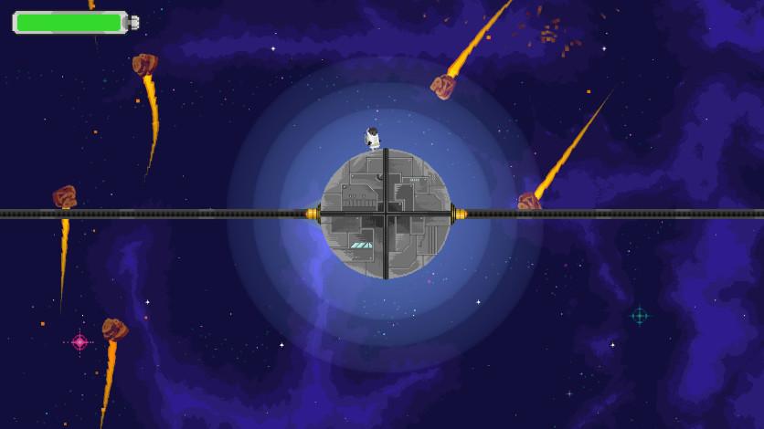 Screenshot 3 - Apollo in Outer Space