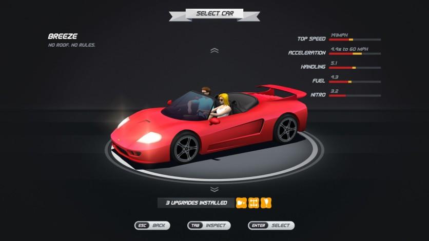 Screenshot 9 - Horizon Chase Turbo - Summer Vibes
