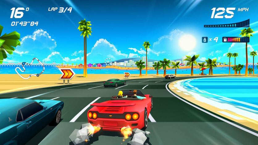 Screenshot 7 - Horizon Chase Turbo - Summer Vibes