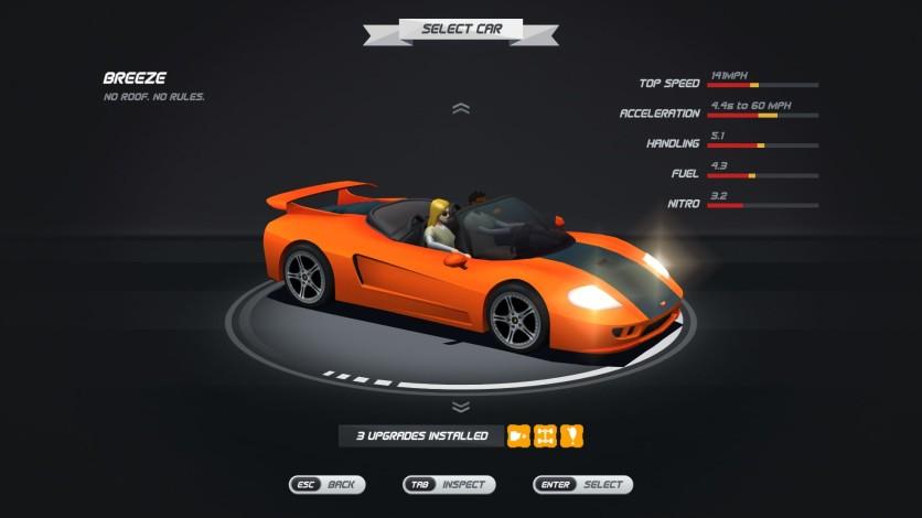 Screenshot 10 - Horizon Chase Turbo - Summer Vibes
