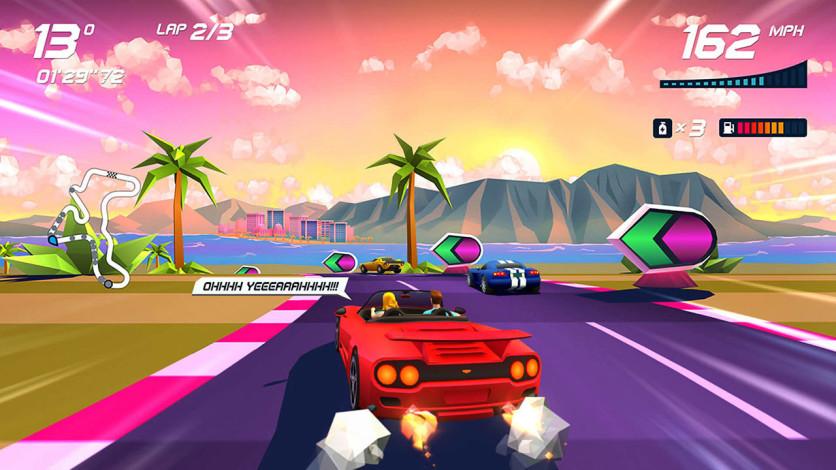 Screenshot 4 - Horizon Chase Turbo - Summer Vibes