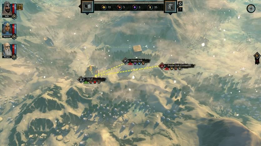 Screenshot 4 - The Hand of Merlin Deluxe Edition