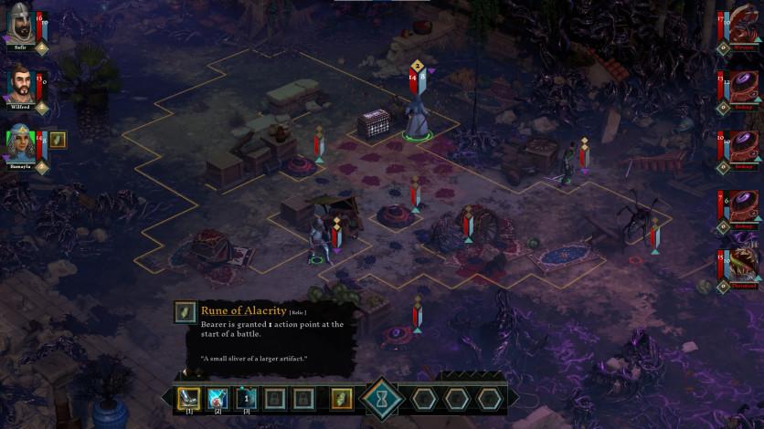 Screenshot 9 - The Hand of Merlin Deluxe Edition