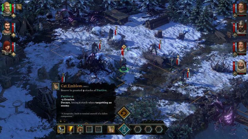 Screenshot 5 - The Hand of Merlin Deluxe Edition
