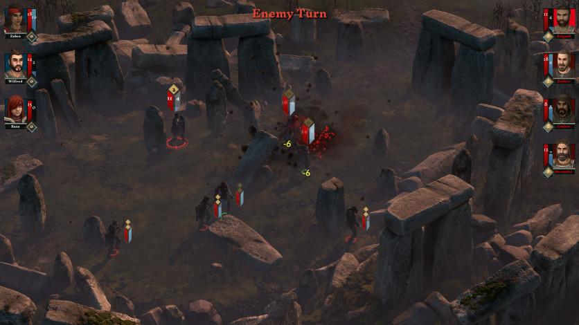 Screenshot 3 - The Hand of Merlin Deluxe Edition