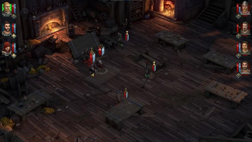 Screenshot 8 - The Hand of Merlin Deluxe Edition
