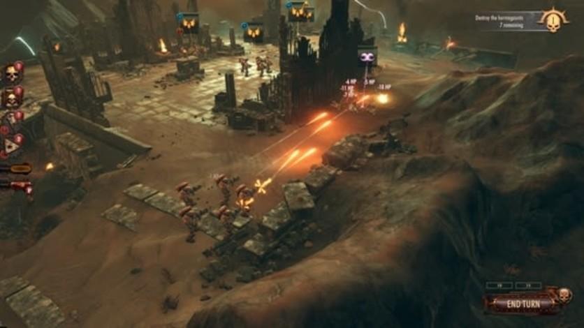 Screenshot 7 - Warhammer 40,000: Battlesector