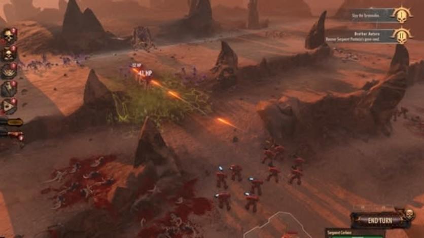 Screenshot 3 - Warhammer 40,000: Battlesector