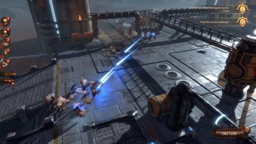 Screenshot 4 - Warhammer 40,000: Battlesector