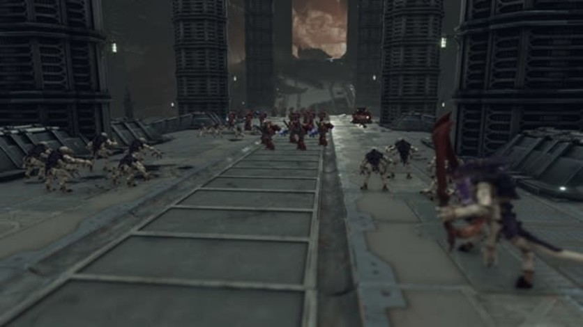 Screenshot 2 - Warhammer 40,000: Battlesector