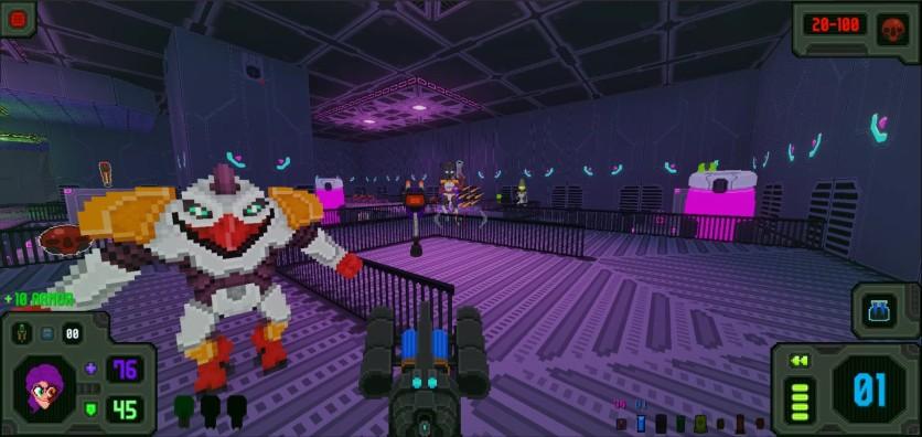 Screenshot 3 - Viscerafest