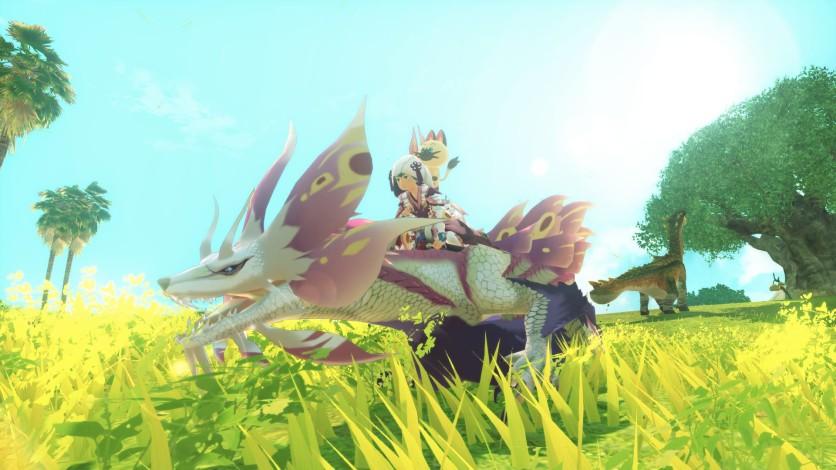 Screenshot 2 - Monster Hunter Stories 2: Wings of Ruin