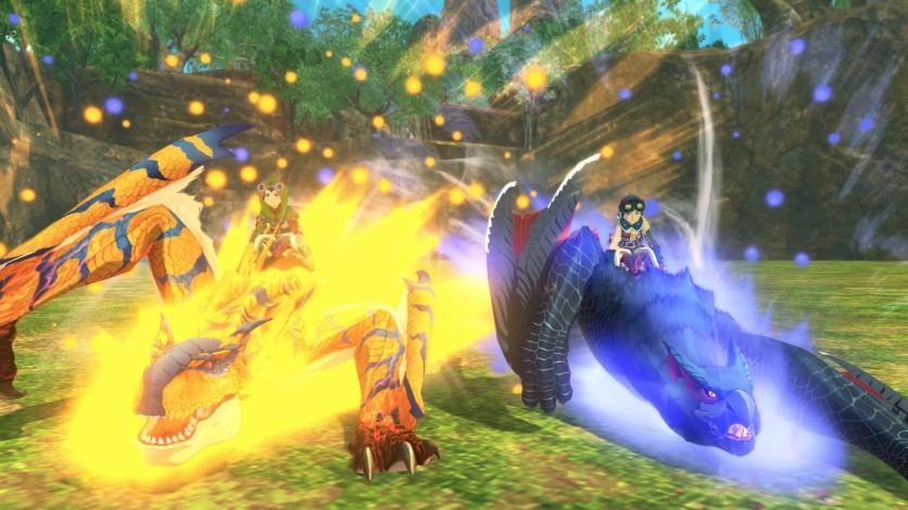 Screenshot 4 - Monster Hunter Stories 2: Wings of Ruin
