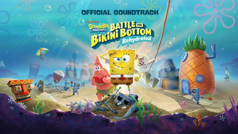 Screenshot 1 - SpongeBob SquarePants: Battle for Bikini Bottom - Rehydrated Soundtrack