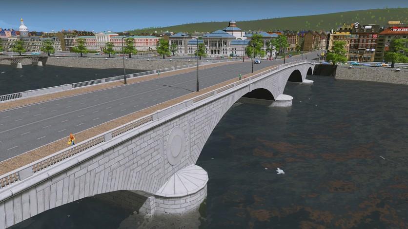 Screenshot 9 - Cities: Skylines - Content Creator Pack: Bridges & Piers
