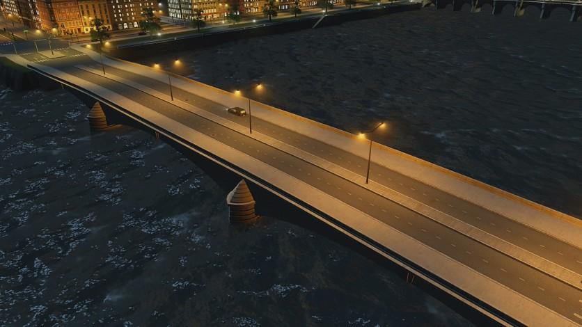 Screenshot 8 - Cities: Skylines - Content Creator Pack: Bridges & Piers