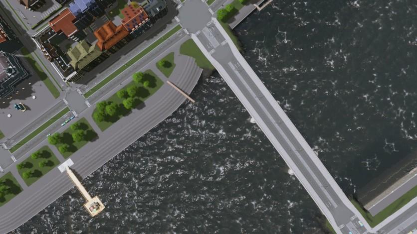 Screenshot 5 - Cities: Skylines - Content Creator Pack: Bridges & Piers