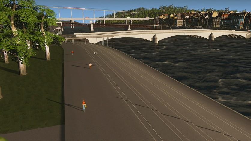Screenshot 7 - Cities: Skylines - Content Creator Pack: Bridges & Piers