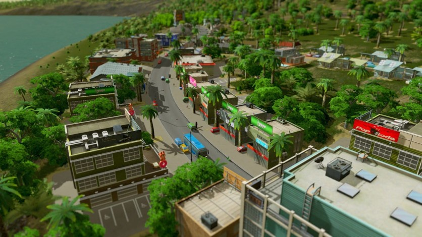 Screenshot 4 - Cities: Skylines - Sunny Breeze Radio