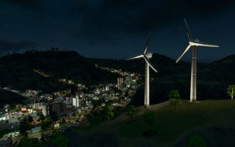 Screenshot 2 - Cities: Skylines - Rail Hawk Radio