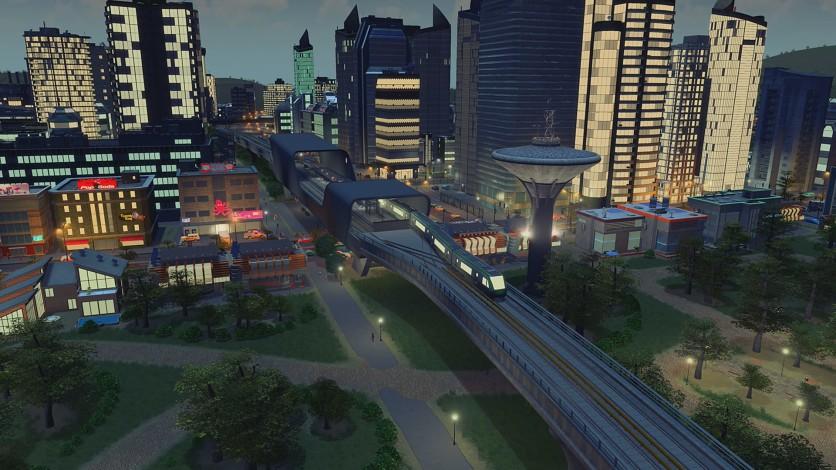 Screenshot 7 - Cities: Skylines - Content Creator Pack: Train Stations