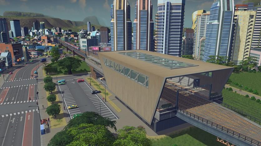Screenshot 9 - Cities: Skylines - Content Creator Pack: Train Stations