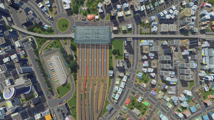 Screenshot 11 - Cities: Skylines - Content Creator Pack: Train Stations