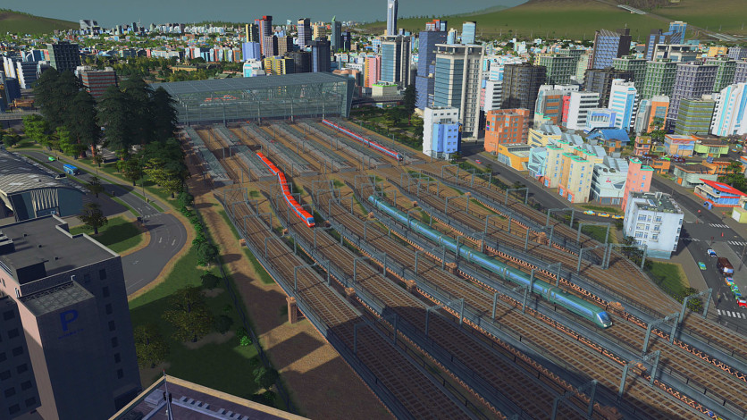 Screenshot 12 - Cities: Skylines - Content Creator Pack: Train Stations