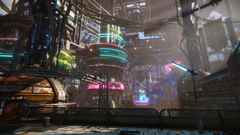 Screenshot 4 - Edge Of Eternity