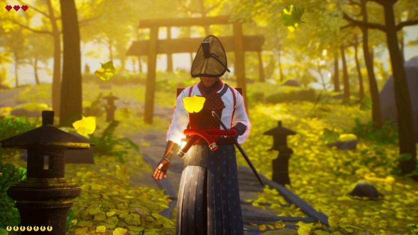 Screenshot 10 - RONIN: Two Souls