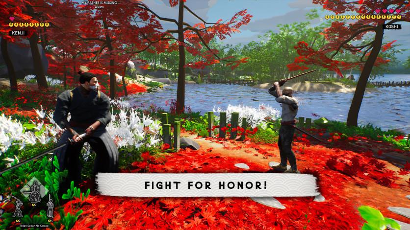 Screenshot 3 - RONIN: Two Souls