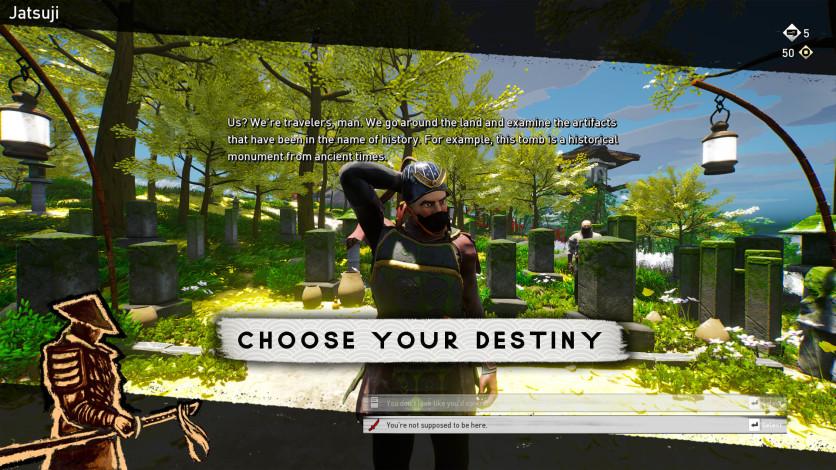 Screenshot 6 - RONIN: Two Souls